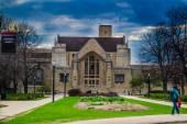 Swen Parson Hall — Stock Photo