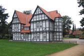 Old house. Germany. Fachwerk. — Stock Photo