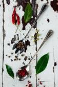 Especiarias — Fotografia Stock