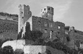 Gutenfels Castle, Germany — Stock Photo