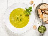 豌豆汤 — 图库照片