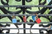 Lock — Stock Photo