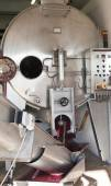 Modern machine for the production of wine — Stock Photo