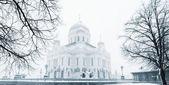 Russia Moscow Winter — Foto de Stock