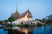 Sanphet Prasat Palace — Stock Photo