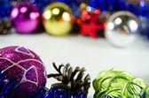 圣诞玩具 — 图库照片