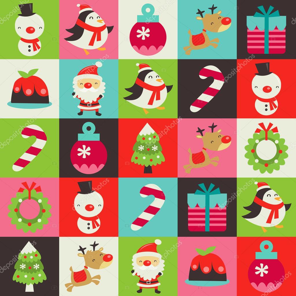 cute cartoon holiday wallpaper - photo #45