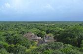 Maya's ruins — Stock Photo