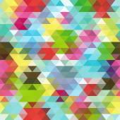 Sorunsuz üçgen arka plan — Stok Vektör