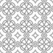 Vector Abstract Seamless Geometric Islamic Wallpaper. — Stock Vector
