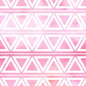 Seamless pattern with bright triangles — Wektor stockowy