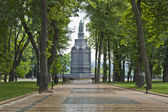 Prince Vladimir Monument in Kiev — Stock Photo