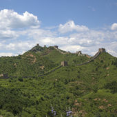 Beijing Great Wall in China — Stock Photo