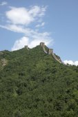 View to Beijing Great Wall in China — Stock Photo
