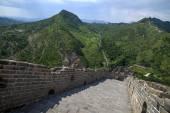 Beijing a grande muralha da China — Fotografia Stock