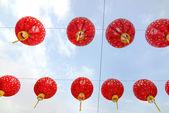 Çin fenerler — Stok fotoğraf