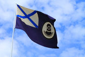Flag of search and rescue courts — Stockfoto
