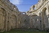 Church ruins in Baiardo — Stock Photo