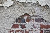 Wall damage — Stock Photo