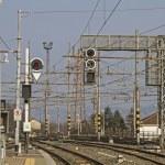 Rail transport — Stock Photo #72324999