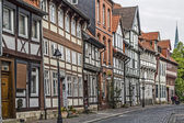 Road in Hildesheim — Stock Photo