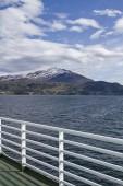 Halsafjorden — Stock Photo