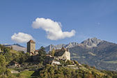 Castle  Tirol — Stock Photo