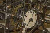 Movement with dial — Stock Photo