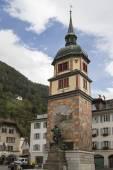 Altdorf in Switzerland — Stock Photo