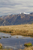In  Sarntal mountains — Stock Photo