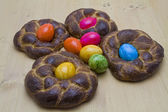 Easter pastry — Stock Photo