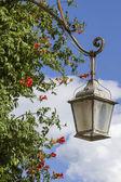 Lantern idyl — Stock Photo