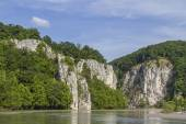 Danube Gorge — Stock Photo
