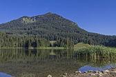 Lake Spitzingsee — Stock Photo