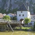 Essing in Altmuehl valley — Stock Photo #80966796