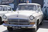 Soviet retro car GAZ Volga — Stock Photo