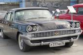 Vintage car Chrysler New Yorker — Stock Photo