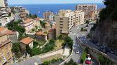 View on Monaco — Stock Photo
