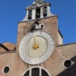 San Giacomo di Rialto Church — Stock Photo #78430932