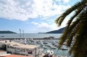 Marina of Herceg Novi — Zdjęcie stockowe