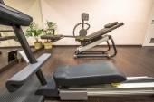 Stretching machines — Stock Photo