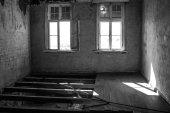 Ghost town — Foto de Stock