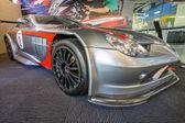 Mercedes Benz SLR — Stock Photo