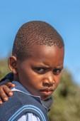 アフリカの小さな子 — ストック写真