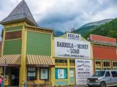 Skagway Alaska — Stock Photo