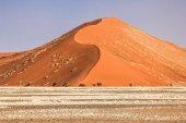 Dune desert — Stock Photo
