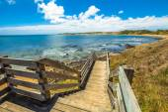 Flynns Beach Victoria — Stock Photo