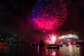 Fireworks Sydney — Stock Photo
