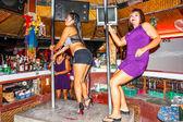 Go go bars sex — Stock Photo