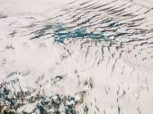 Closeup of Glacier — Stock Photo